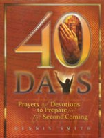 40 Days - Book 1 | Prayers & Devotions To Prepare for the Second